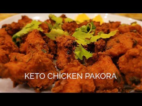Keto Chicken Pakora