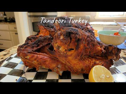 Tandoori Turkey
