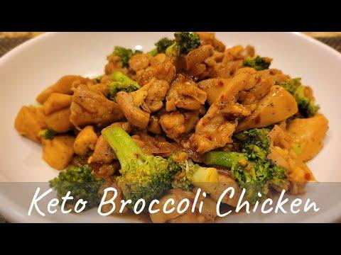 Keto Broccoli Chicken