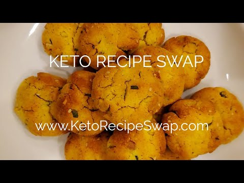 Keto Khara Biscuit - Spicy Mangalorean Cookie